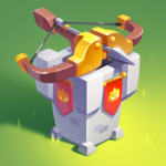 Rush Royale – Tower Defense game TD MOD APK  (Unlimited Money) 8.0.21798