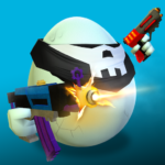Shell Shockers – First Person Shooter MOD APK  (Unlimited Money) 1.0.22