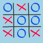 Tic Tac Toe locally or online MOD APK  (Unlimited Money) 6.1045