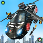 US Police Car Helicopter Chase MOD APK 2.0.6