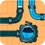 Water Pipes MOD APK  (Unlimited Money) 8.8