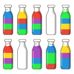 Water Puzzle – Color Sorting MOD APK  (Unlimited Money) 0.3.6