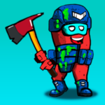 Zombie In Space MOD APK  (Unlimited  gold) 0.02
